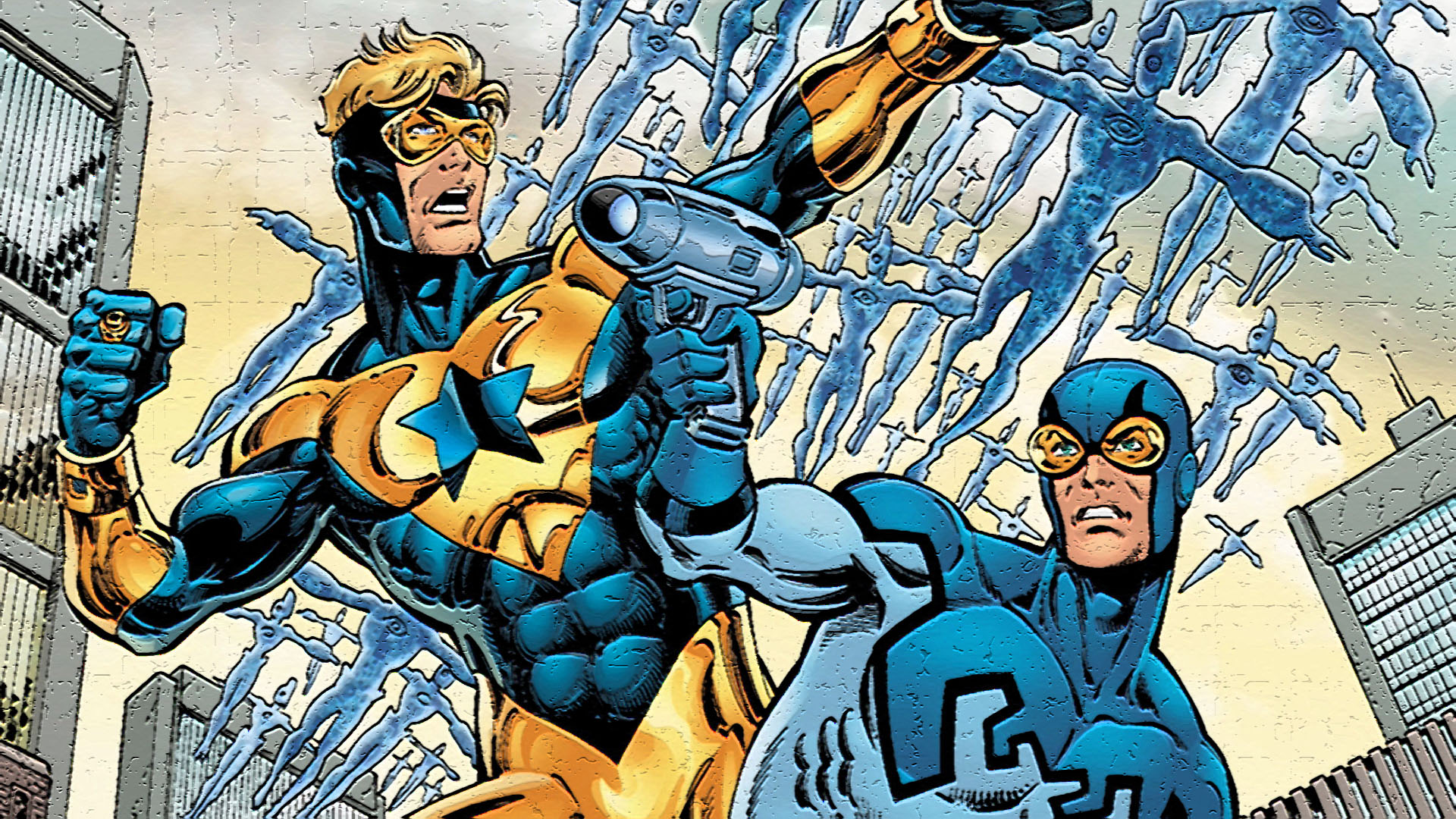 Booster Gold HD Wallpaper Background Image 1920x1080 ID 1920x1080