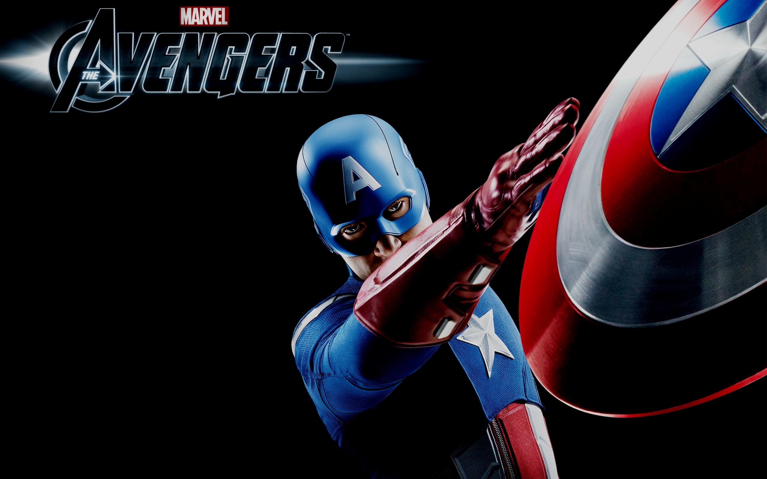 Superhero Captain America Wallpaper Captain America Wallpaper The 2560x1600