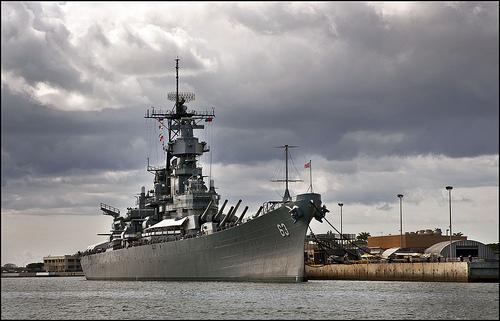USS Missouri BB 63 Flickr   Photo Sharing 500x321