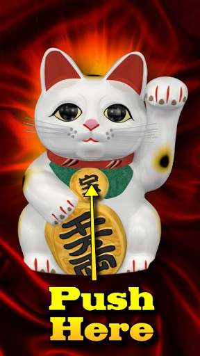 View bigger   Lucky Cat Live Wallpaper FREE for Android screenshot 288x512