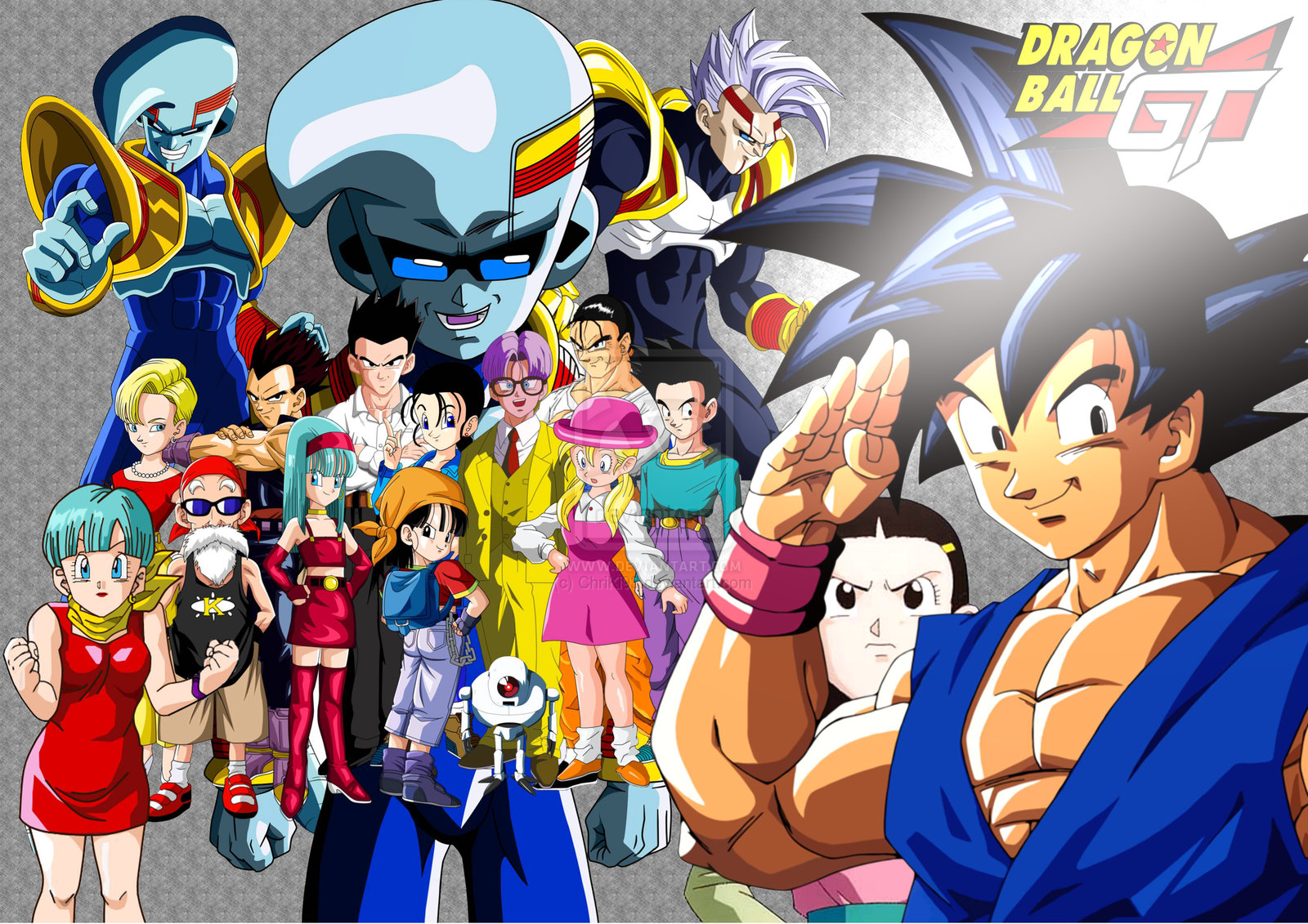 1600x1131px Dragon Ball Gt Desktop Wallpapers   Anime Wallpapers 1600x1131