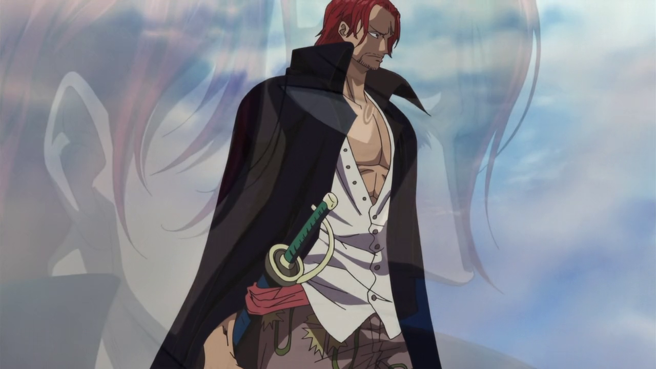 Image Gallery of One Piece Wallpaper Shanks
