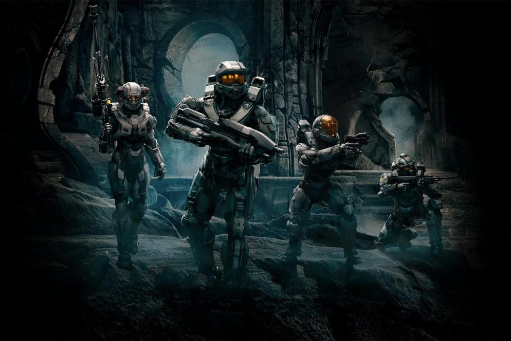 Halo 5 Guardians Wallpaper HD Wallpapers 1050x700