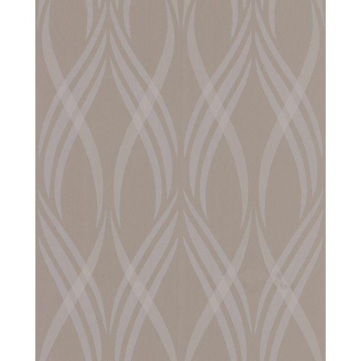 easy neo geometric textured wallpaper beige mica lowe s canada 736x736