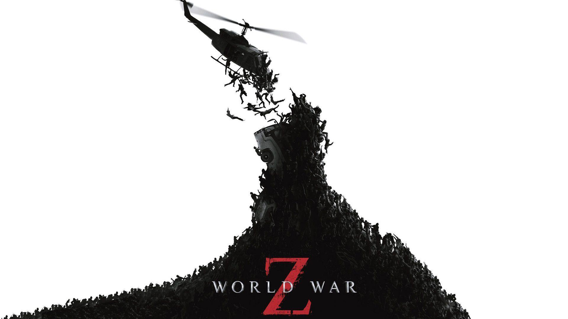 Top world war z wallpaper hd HQ Download   Wallpapers Book   Your 1920x1080