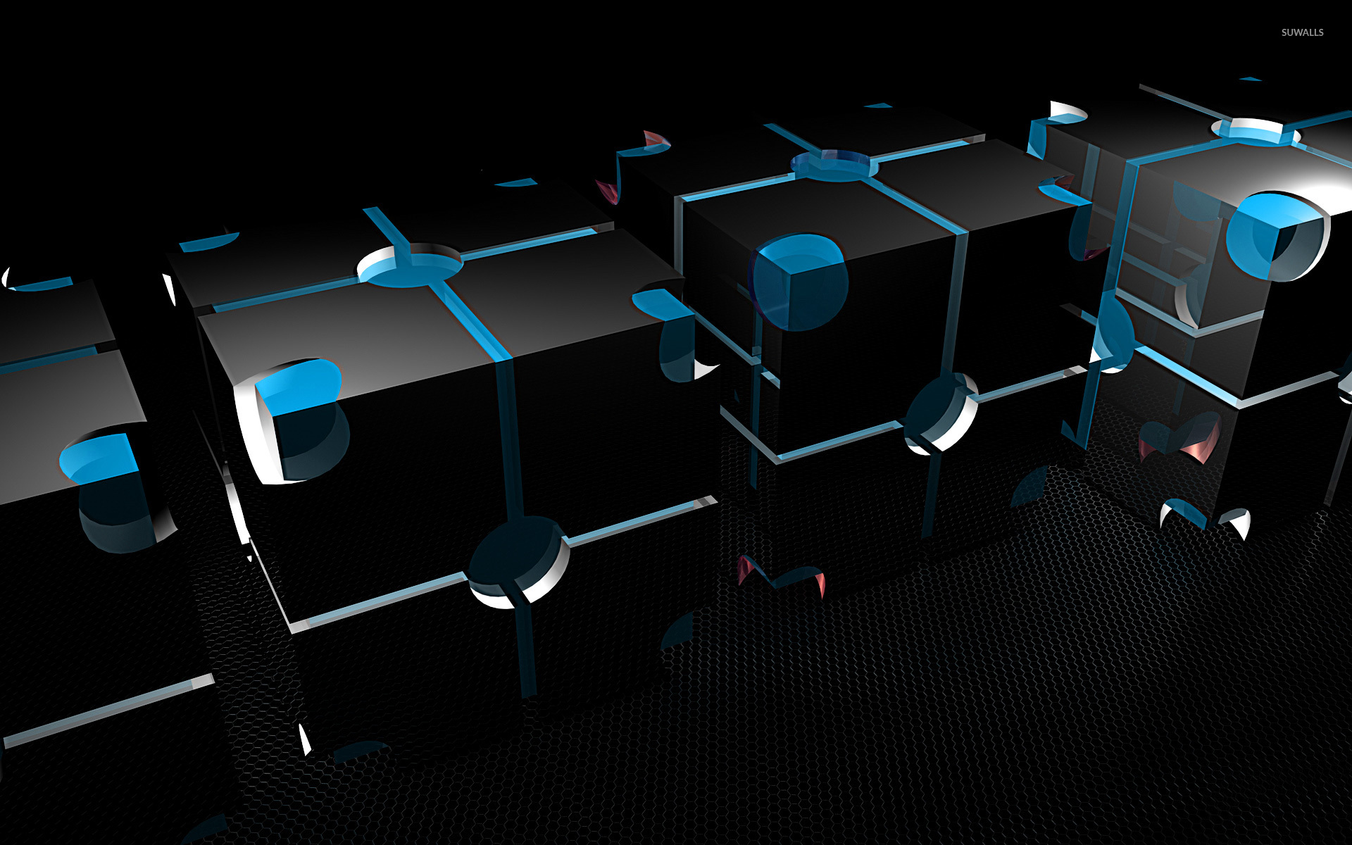 Cubes wallpaper   3D wallpapers   8217 1920x1200