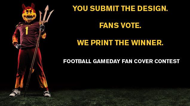 Devil Athletics Announces Fan Cover Contest   Arizona State Sun Devils 636x356