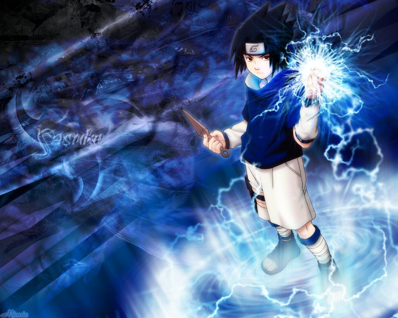 TREND WALLPAPERS Wallpaper Uchiha Sasuke 1280x1024