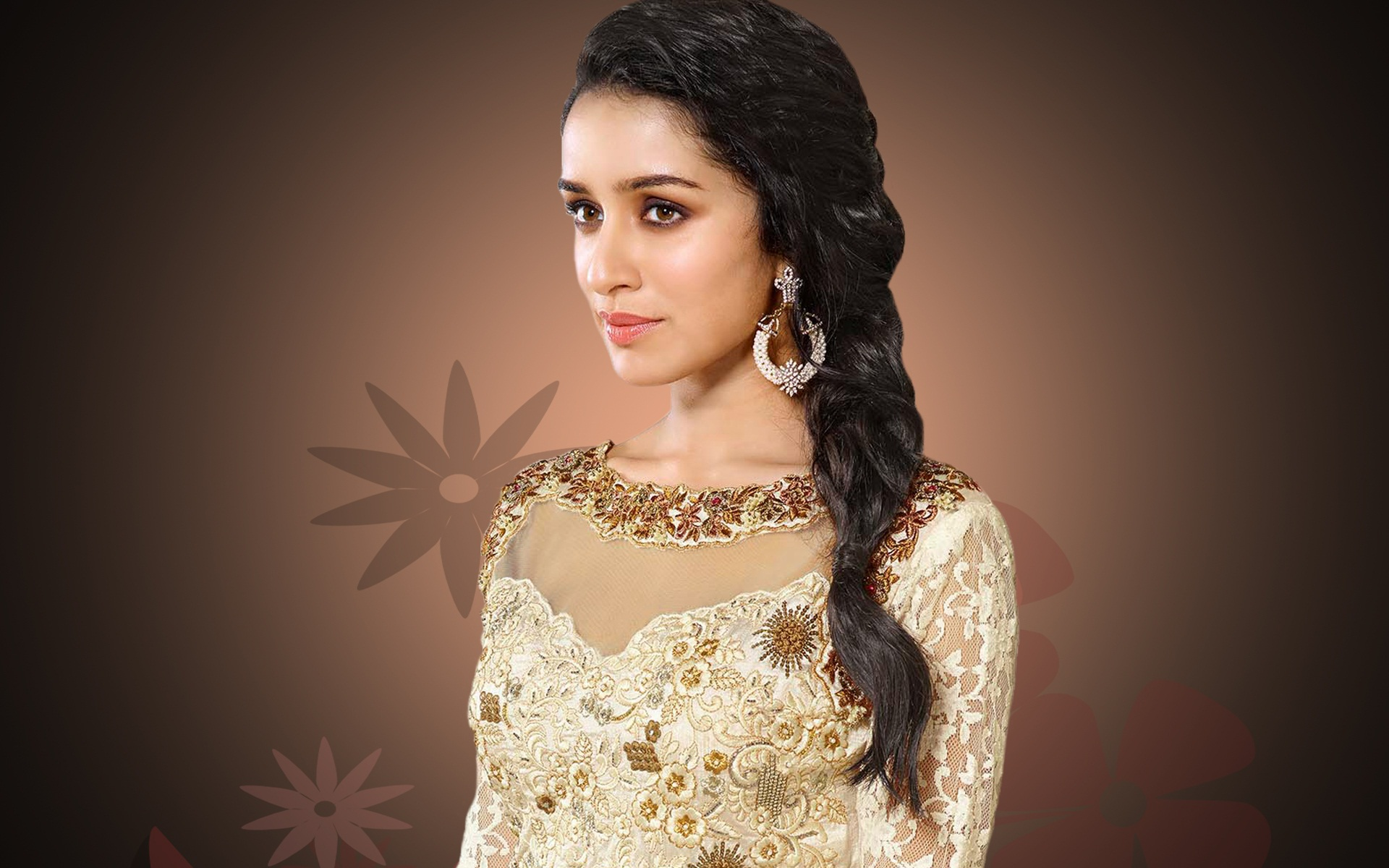 Shraddha Kapoor Wallpapers HD Backgrounds Images Pics Photos 1920x1200