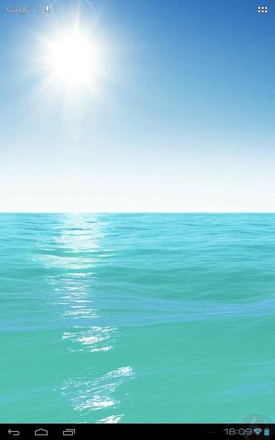 Free Live Ocean Wallpaper - WallpaperSafari