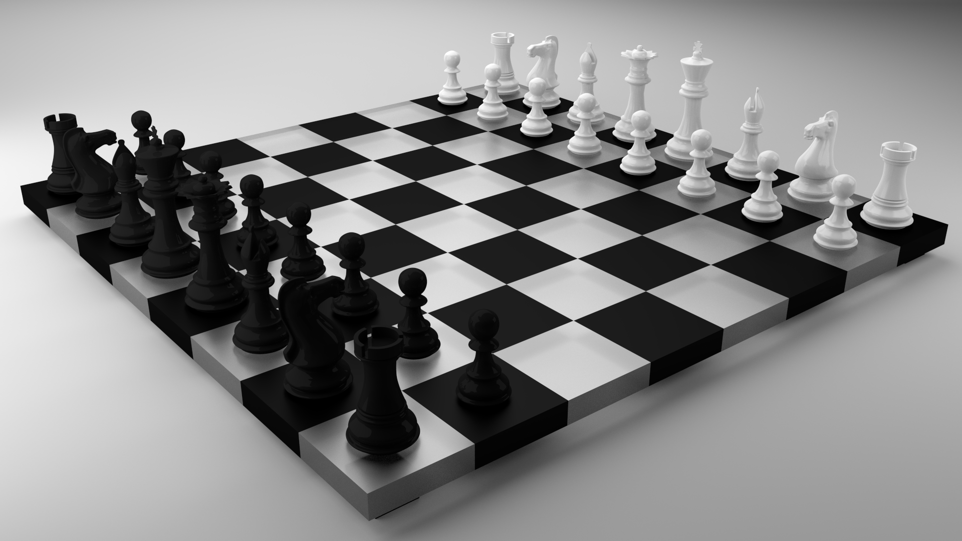 Chess Board Wallpaper Wallpapersafari