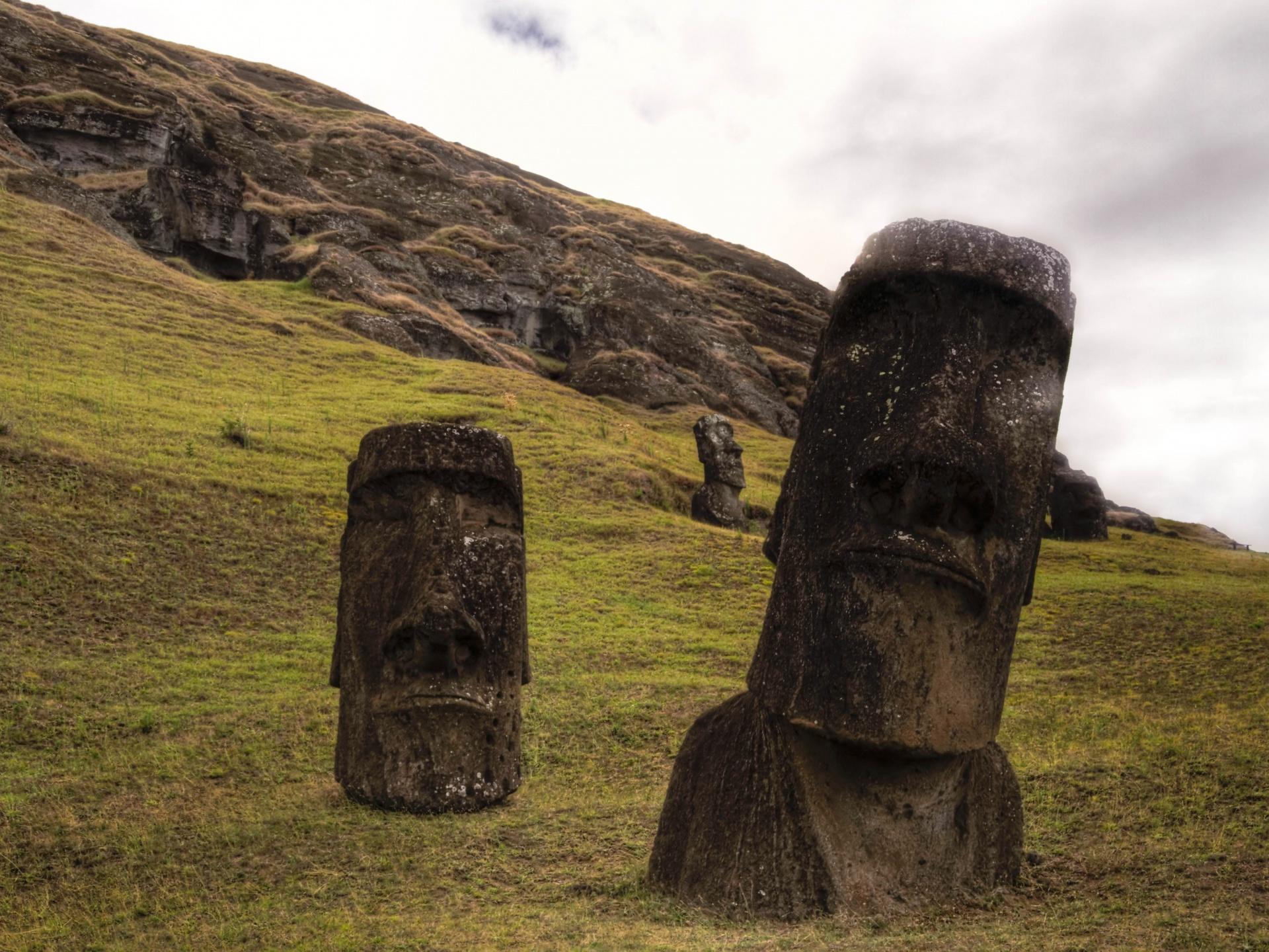 HD Easter Island Images 1920x1440