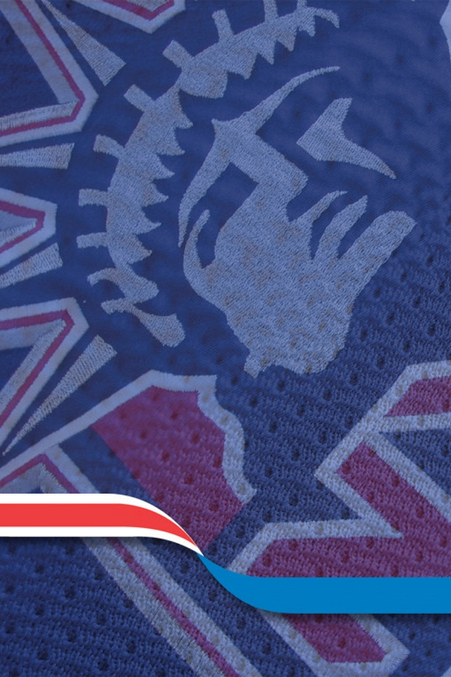 New York Rangers Logo Iphone Android Wallpaper 640x960