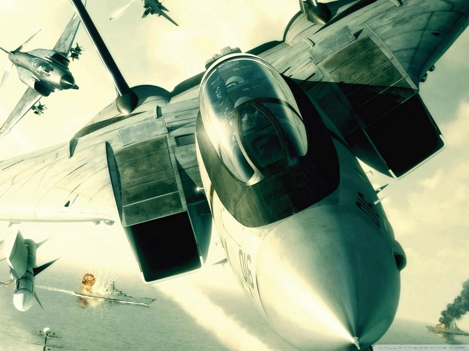 Ace Combat HD wallpaper 1600x1200   Fondo hd 1764 1600x1200