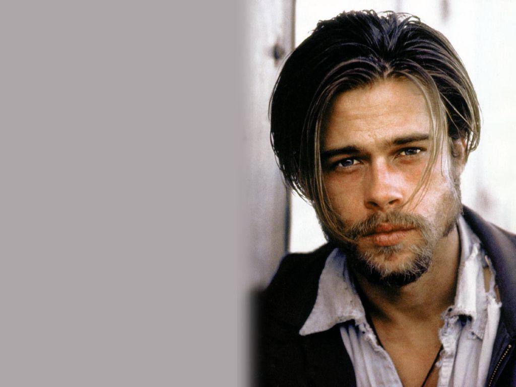 Latest Hollywood Hottest Wallpapers Brad Pitt Wallpaper 1024x768