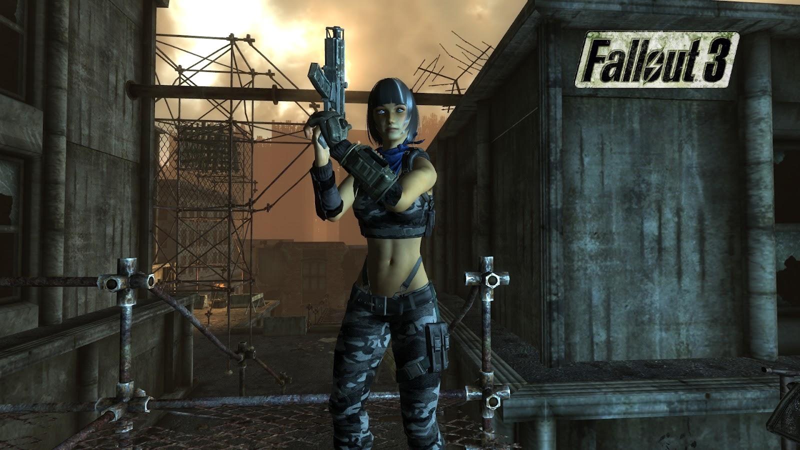 Fallout 3 Wallpaper 1080p - WallpaperSafari