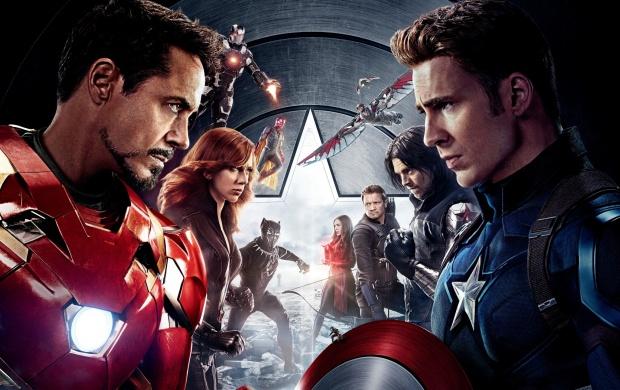 Captain America Civil War Superhero 620x390