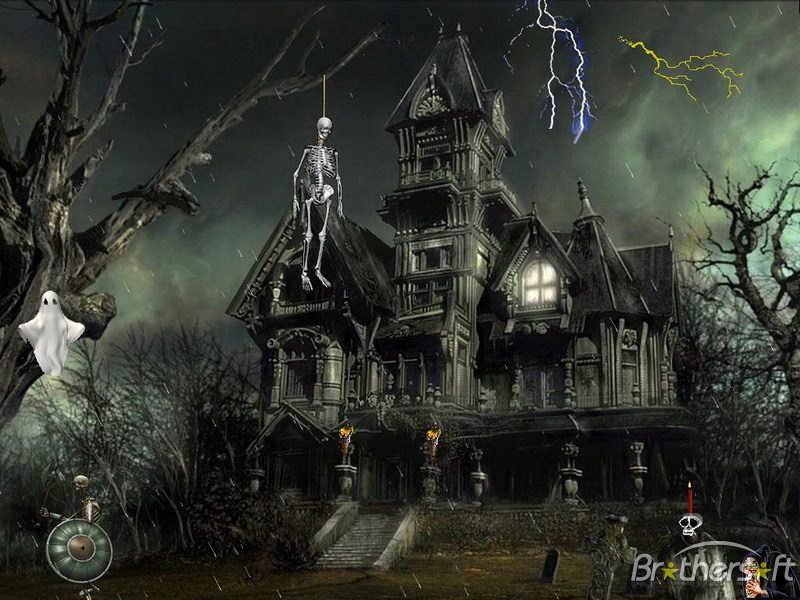 Download Horror Of The Night Screensaver Horror Of The Night 800x600