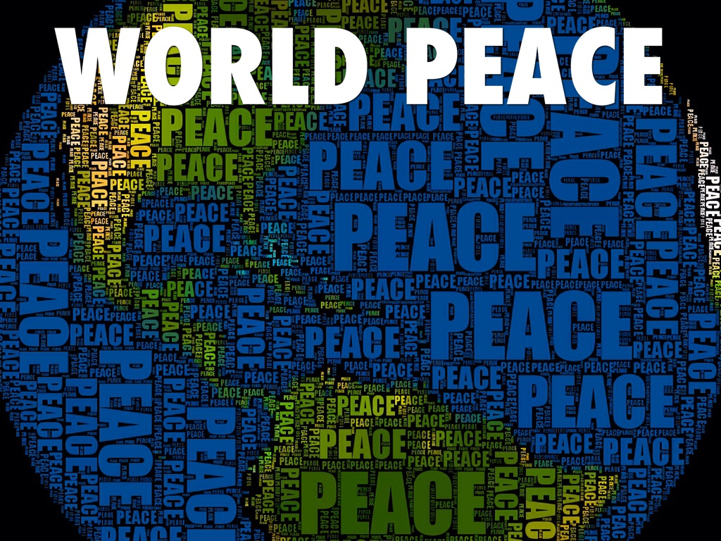World Peace Day Wallpapers Download 1024x768