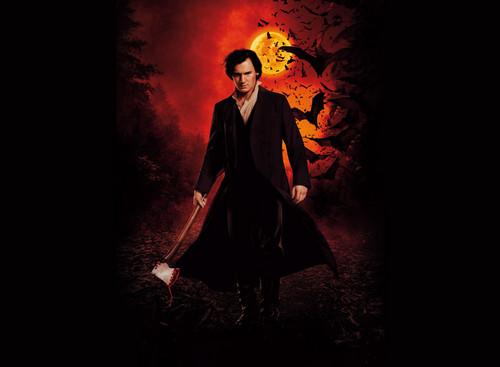 Abraham Lincoln Vampire Hunter images Tagless Wallpaper 500x367