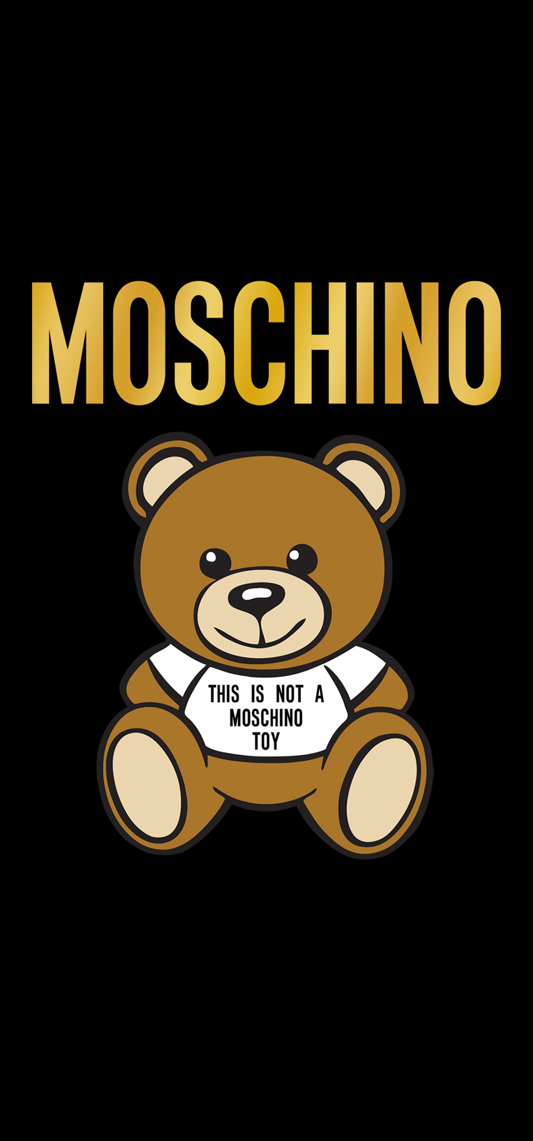 Download Honor V20 Moschino Edition Stock Wallpapers in Full HD Plus 1080x2310