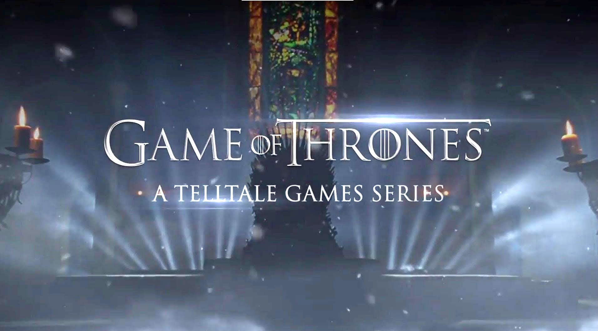 GAME Of THRONES Telltale Game Series fantasy fantasy drama 1911x1060