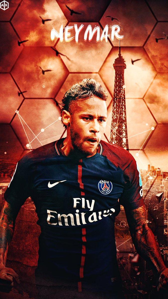 24+ Neymar Paris Wallpapers on WallpaperSafari