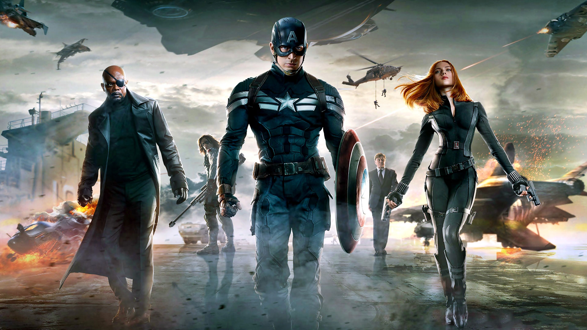 Movie of the Week Captain America The Winter Soldier 1920x1080