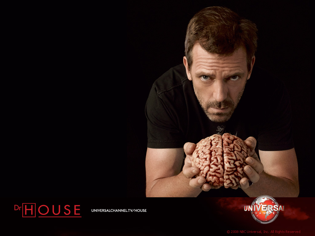 DR HOUSE Wallpapers 1024x768