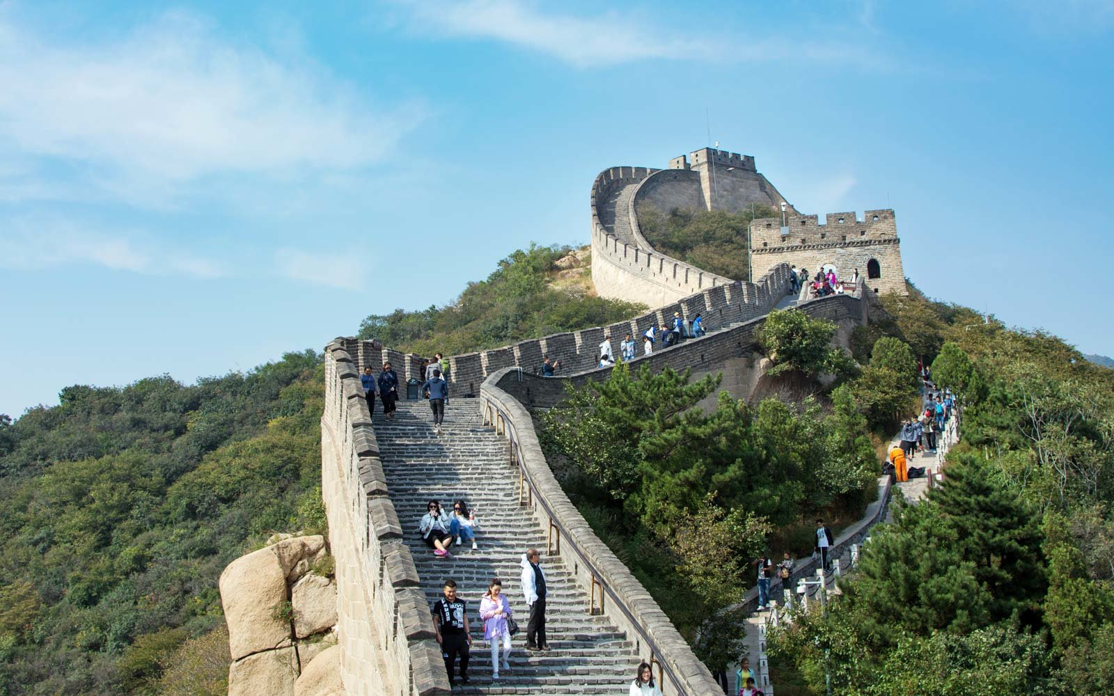 The Great Wall of China   Visitor Tips History Facts Travel 1600x1000