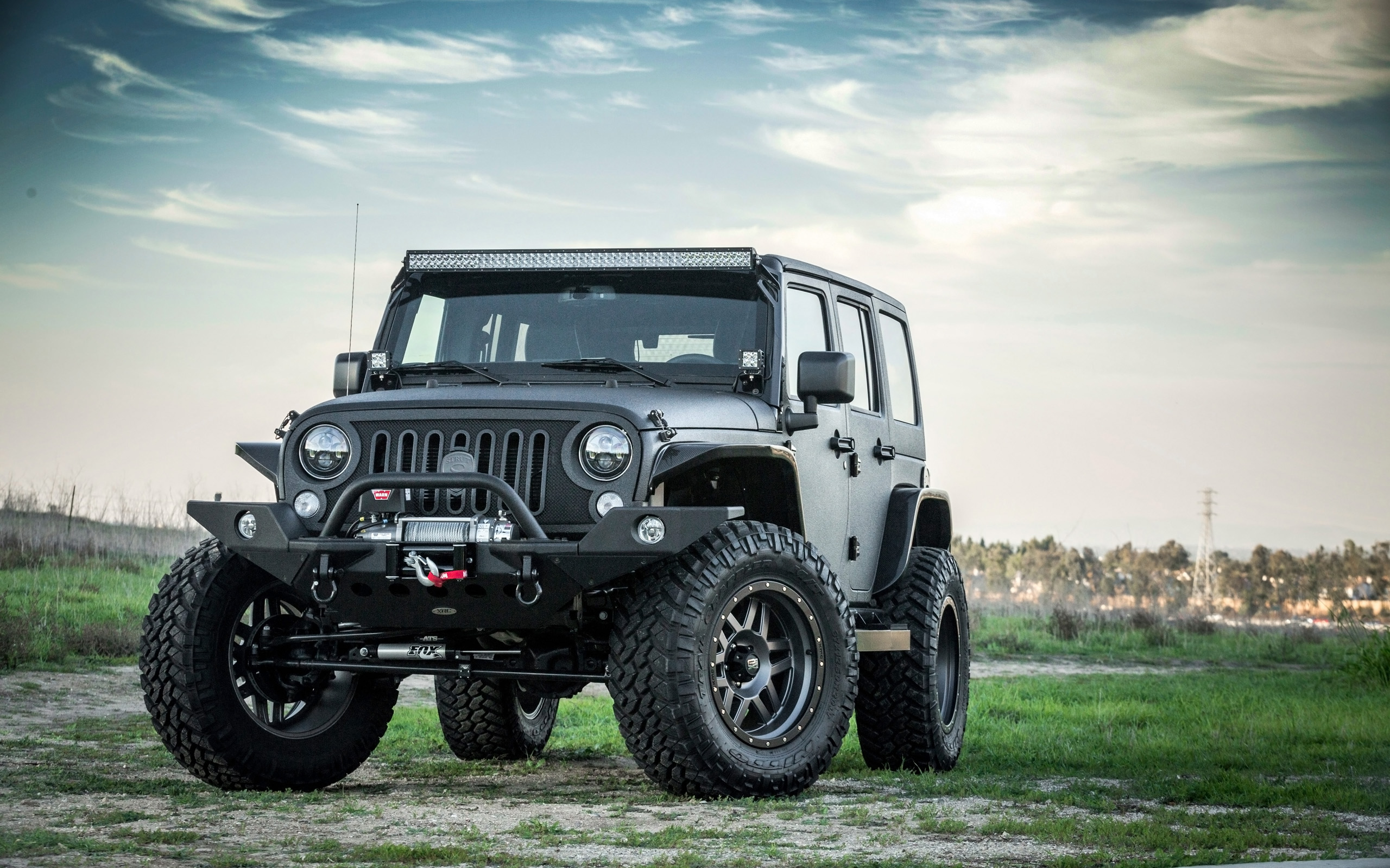 Green Jeep Wrangler >> Jeep Wrangler Wallpapers Desktop - WallpaperSafari