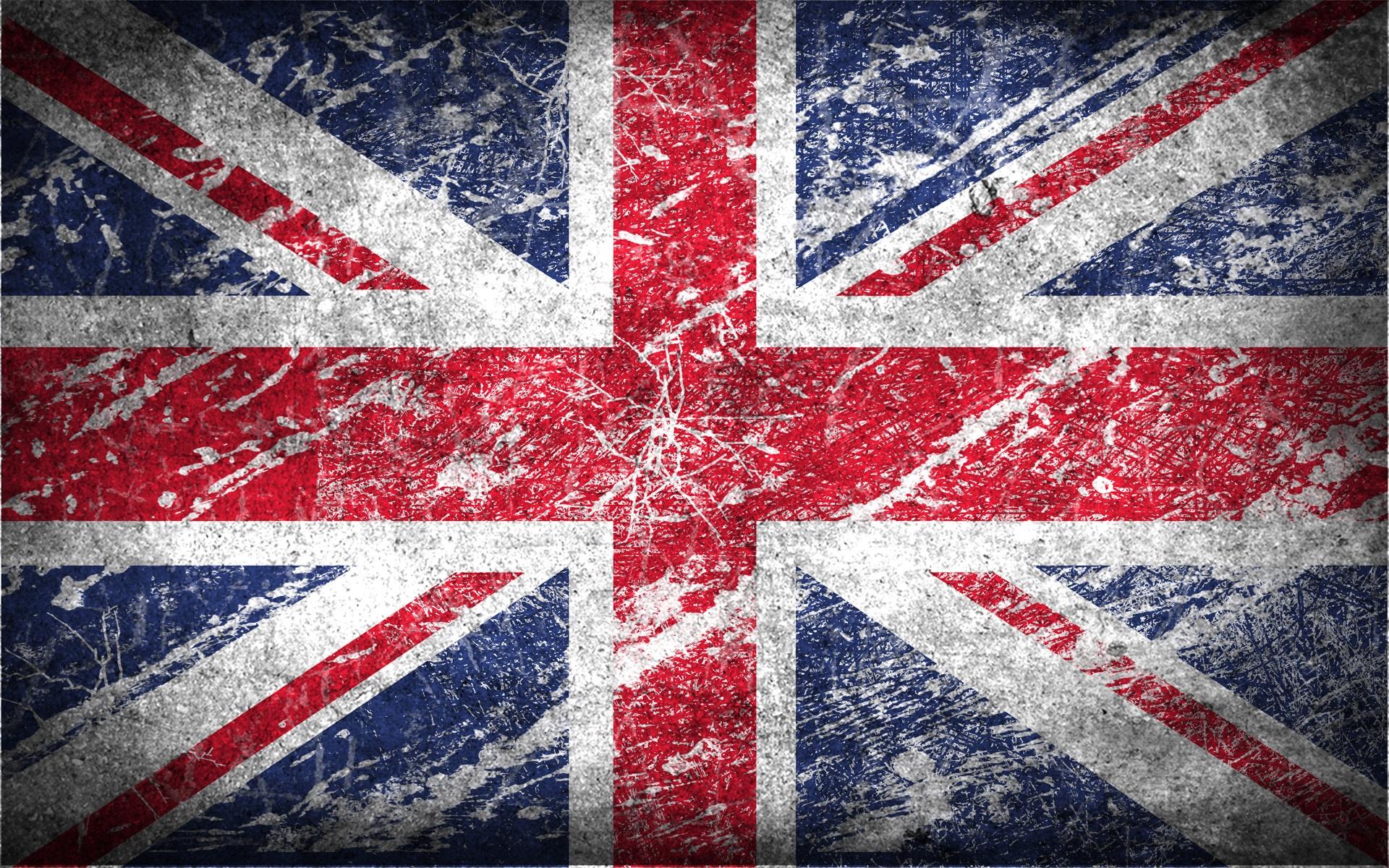 Download Wallpaper 1920x1200 flag united kingdom british flag 1920x1200