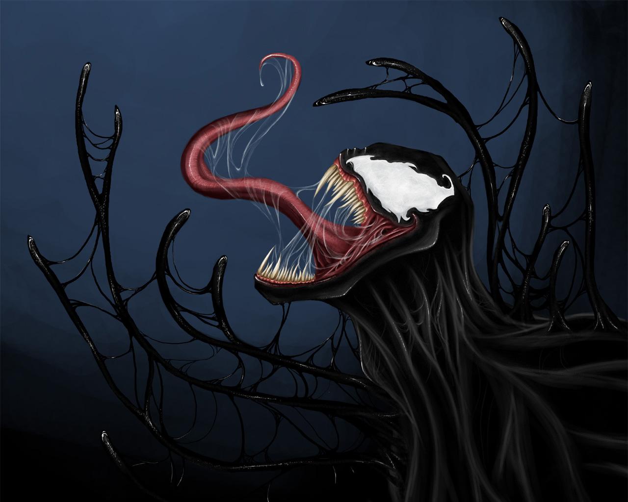Wallpaper HD Spiderman Venom Carnage taringanet 1280x1024
