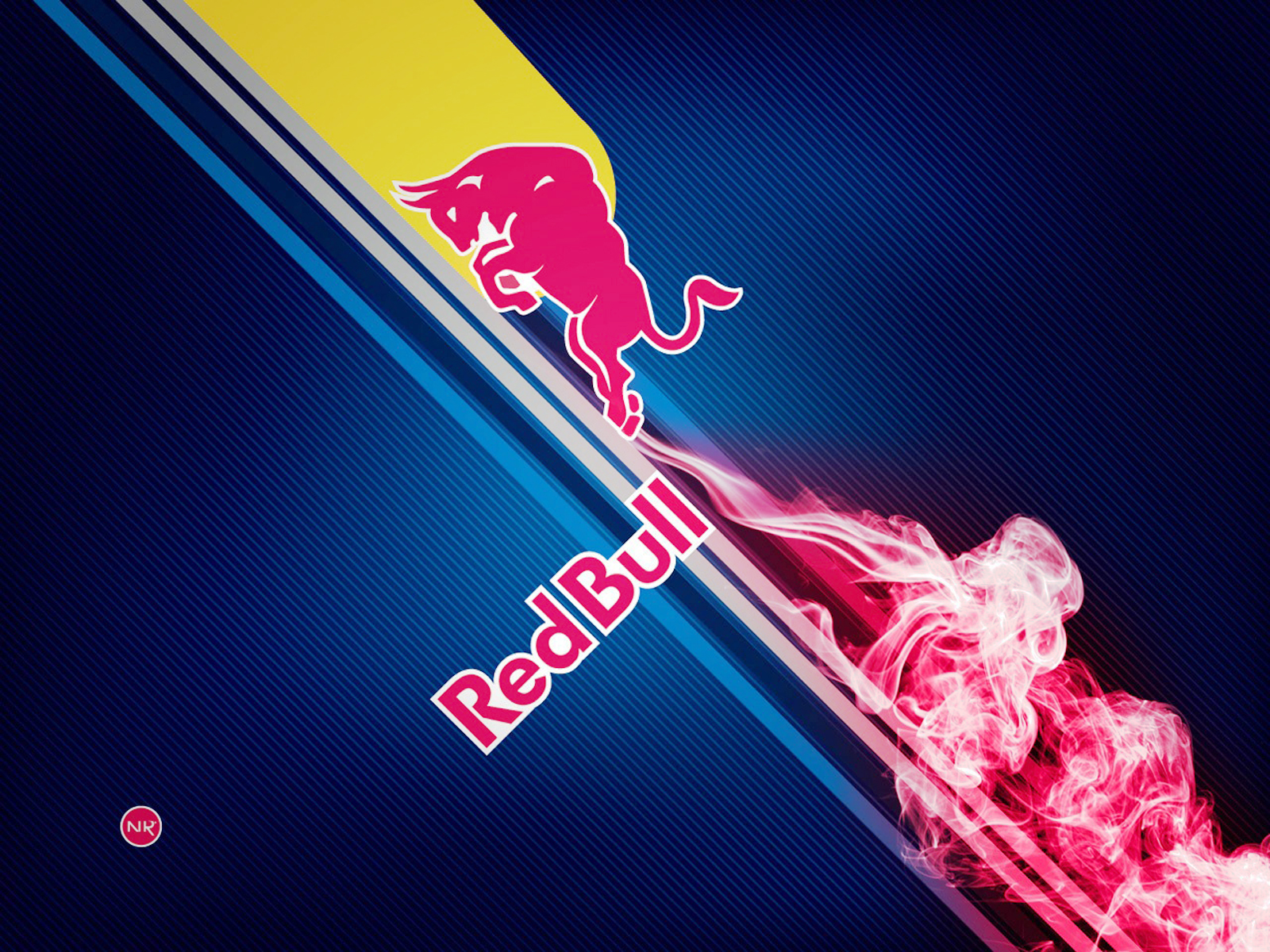 Red Bull HD Logo Wallpapers Download Wallpapers in HD for your 1600x1200