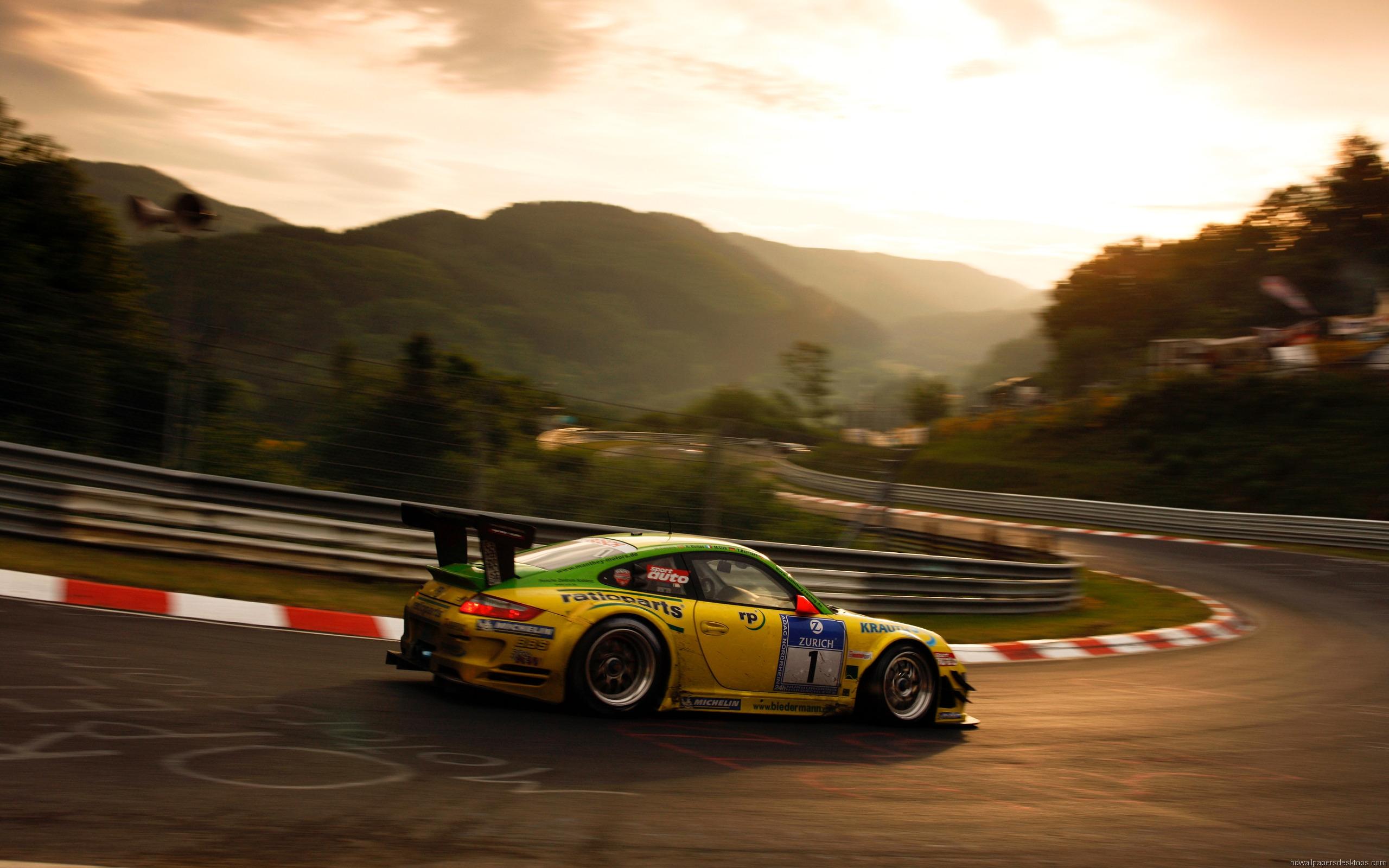 Thunderhill Race Car Wallpaper: HD Car Wallpapers For Desktop