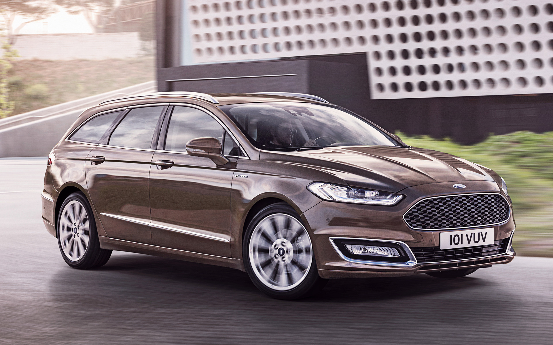 2015 Ford Vignale Mondeo Turnier   Wallpapers and HD Images Car 1920x1200