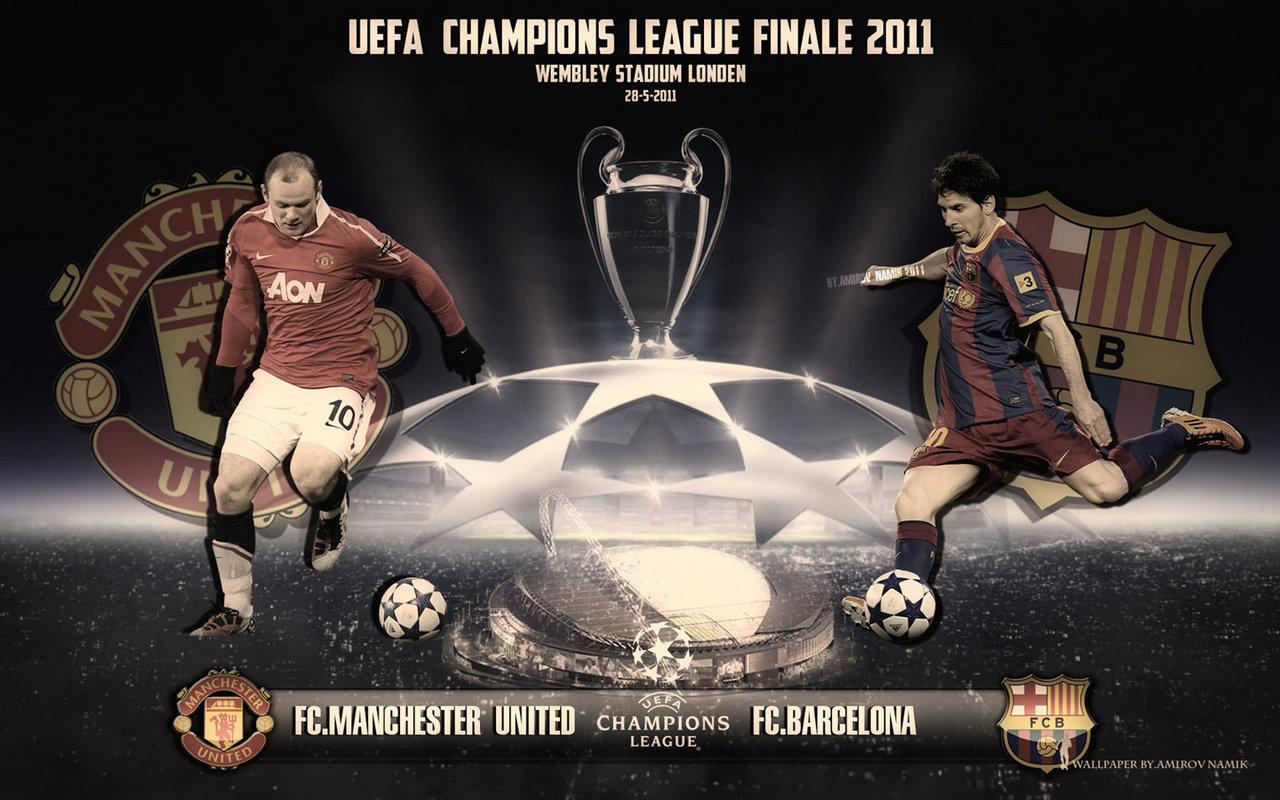 Eres coleccionista Descrgate la final de la Champions 2011 completa 1280x800