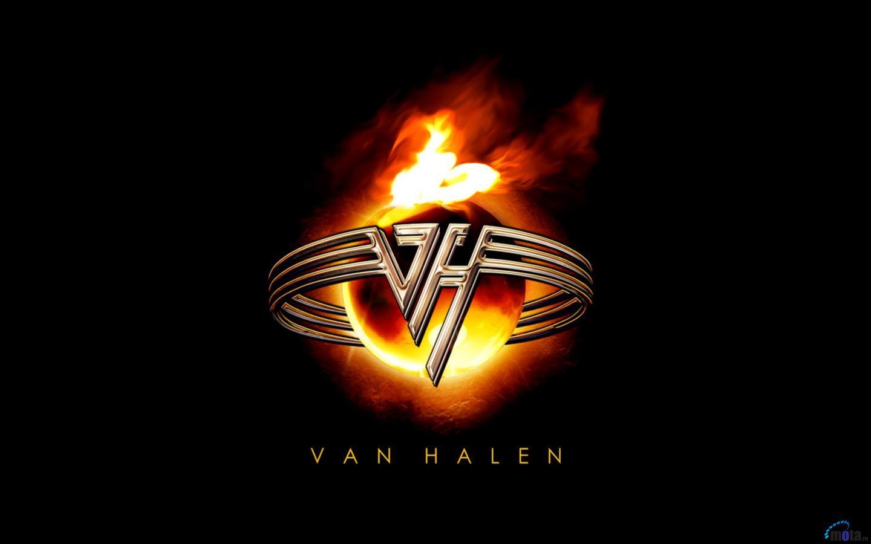 Download Wallpaper Van Halen logo 1440 x 900 widescreen 1440x900