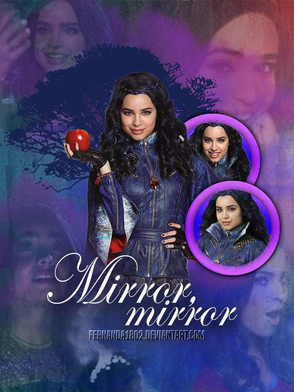 Evie From Descendants Wallpaper