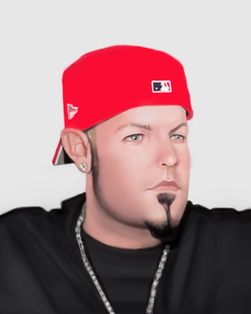 Fred Durst from limpbizkit by butch33 800x1000
