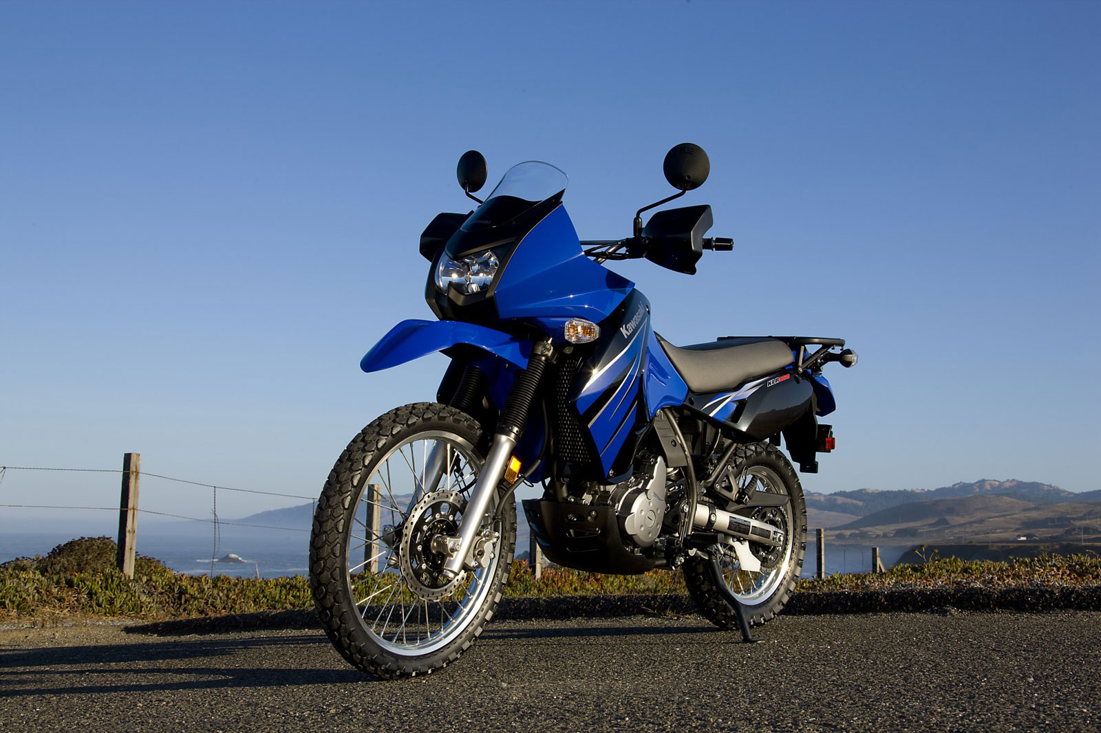 2009 Kawasaki KLR 650 x wallpaper 1600x1066 90385 WallpaperUP 1600x1066