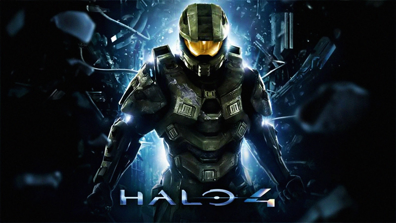 halo 4 wallpapers 1600x900