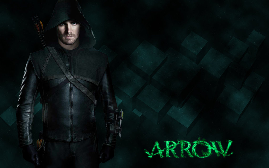 Arrow Wallpaper by IkutoxZoi Green Arrow Cw Wallpaper 1024x640