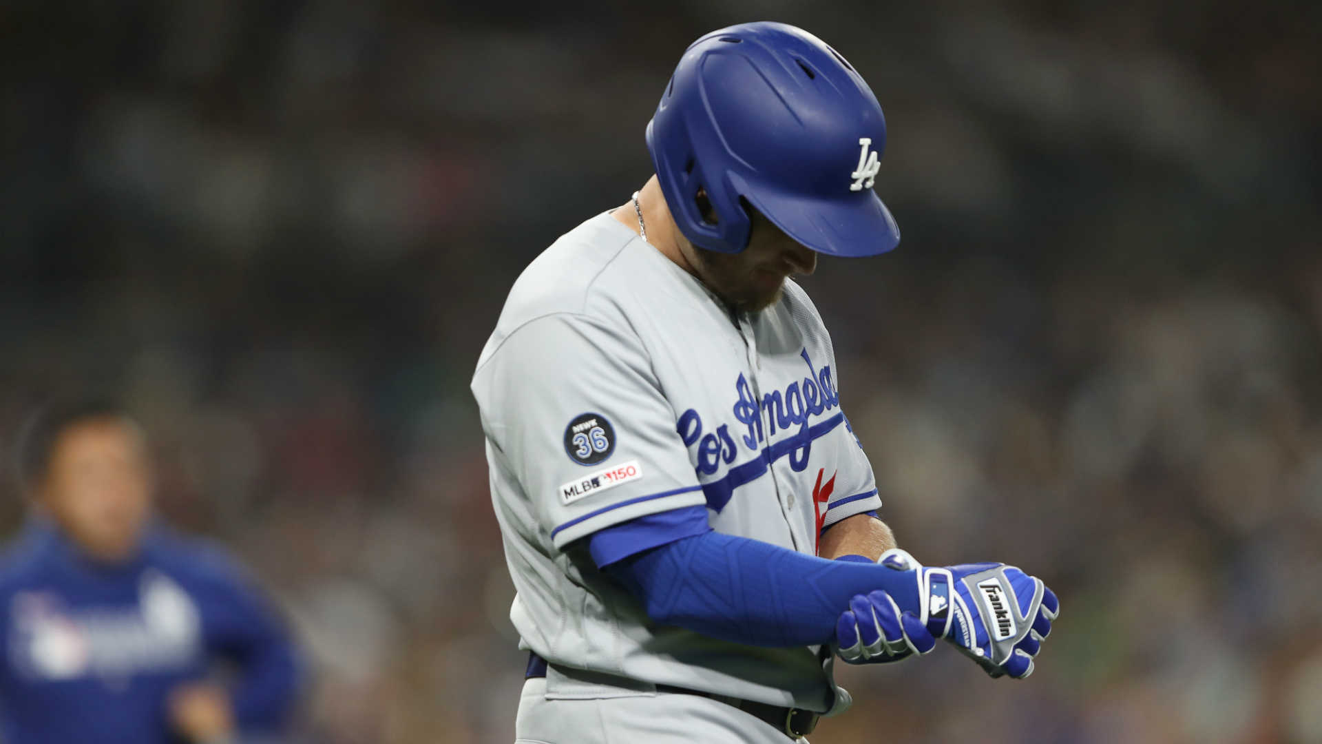 Max Muncy injury update Dodgers slugger HBP wrist out until at 1920x1080