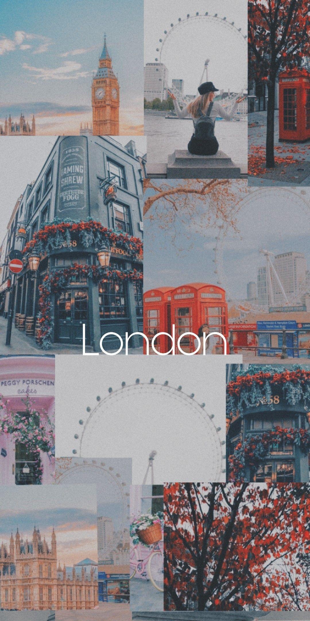 Londons finest London wallpaper Iphone wallpaper vintage 1080x2160