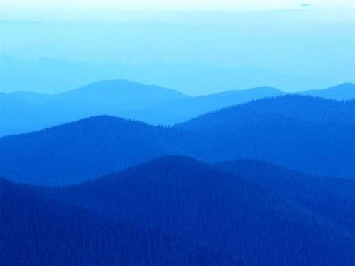Blue Mountains Screensaver Screensavers   Download Blue Mountains 500x375