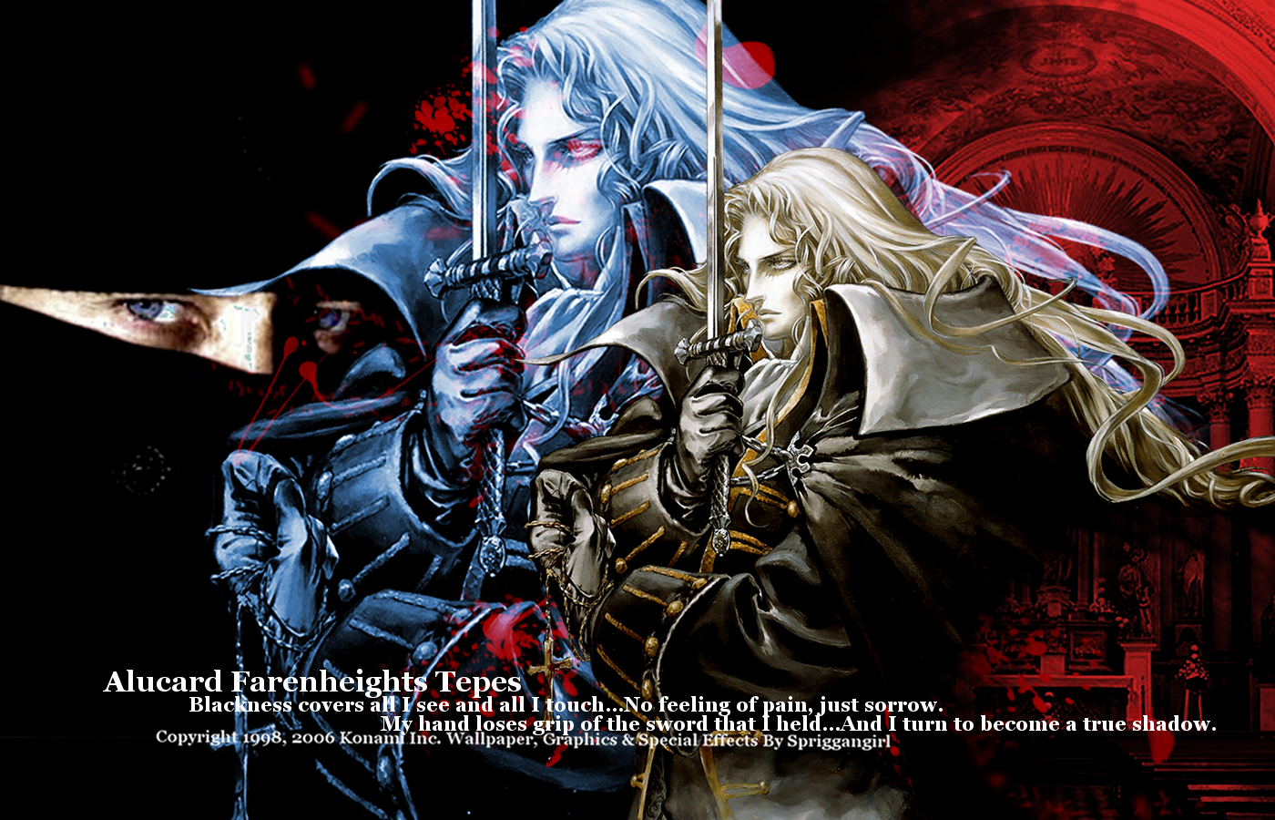 Free Download High Res Castlevania Symphony Of The Night