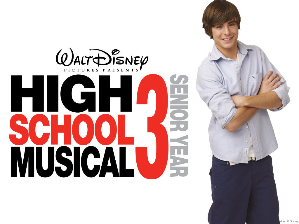 High School Musical 3 Images Hsm 3 Hd Wallpaper And   High School 1024x768