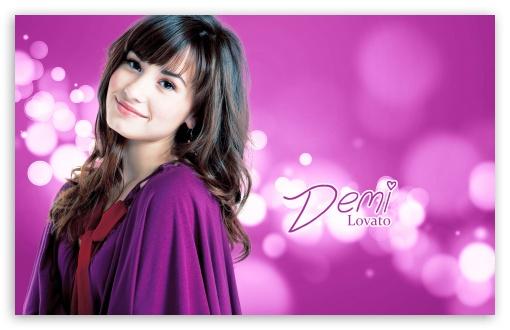 Demi Lovato HD wallpaper for Standard 43 54 Fullscreen UXGA XGA SVGA 510x330