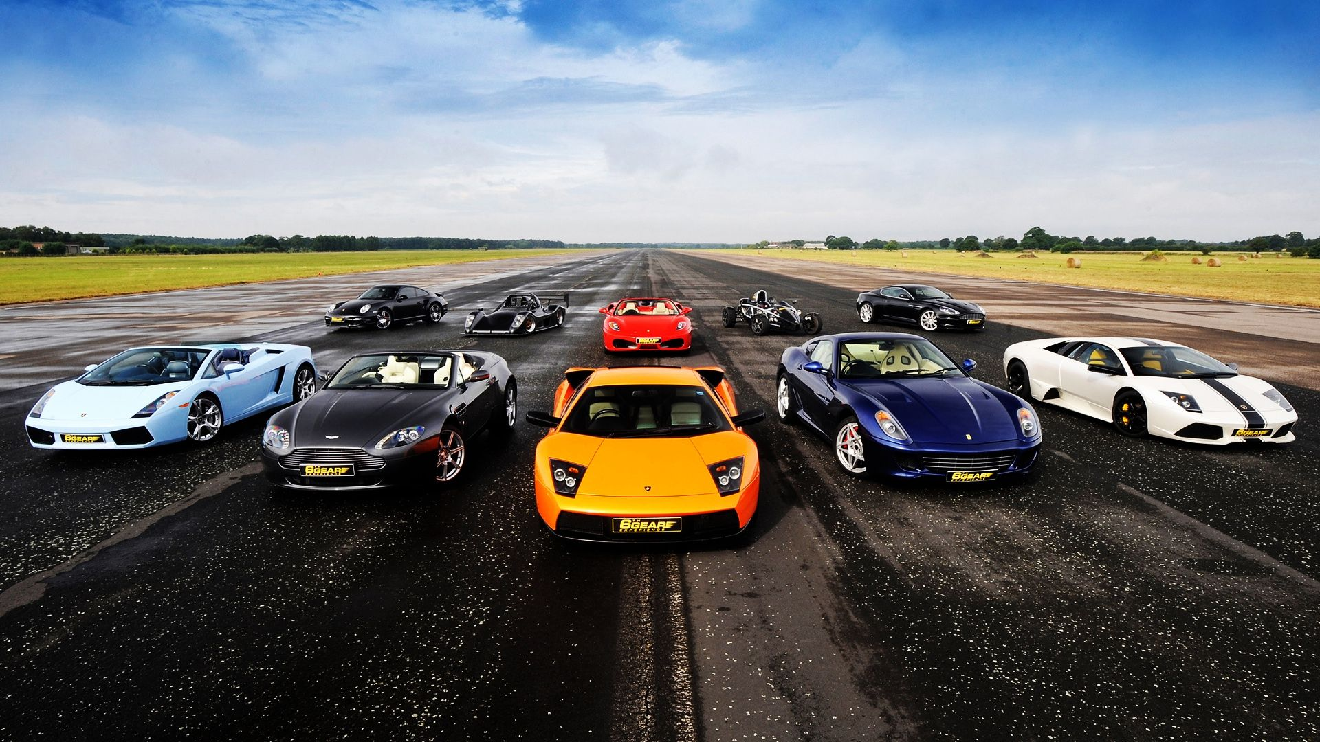 Super Cars Which One is Best Auto Magazine 1920x1080